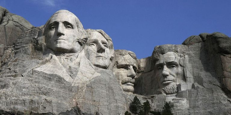 A sacred desecration: the Black Hills and Mount Rushmore