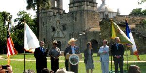 San Antonio Missions Added to the World Heritage List