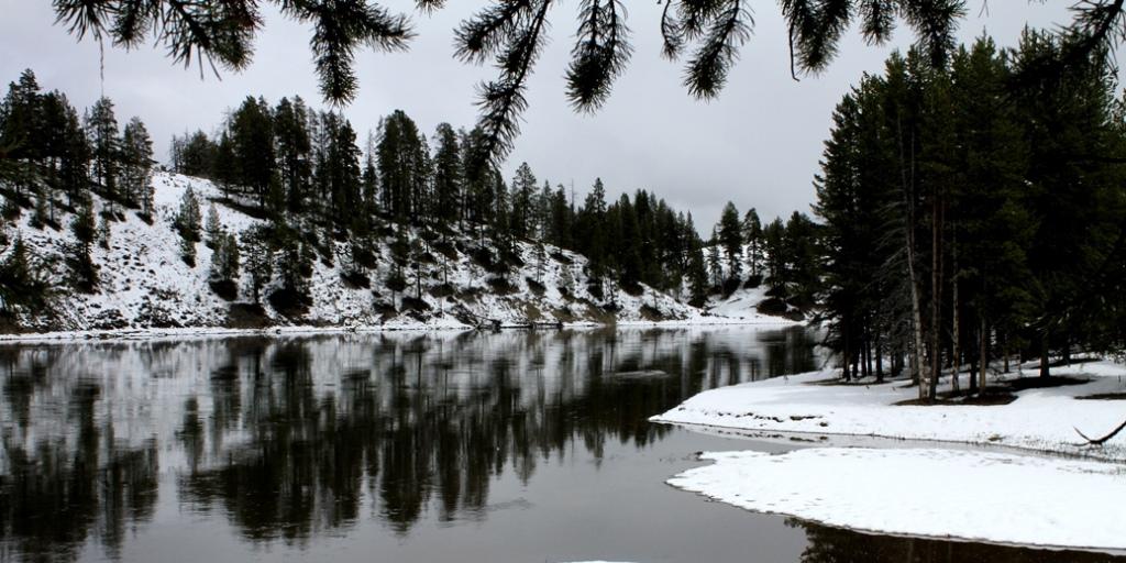 Yellowstone River at Otter Creek