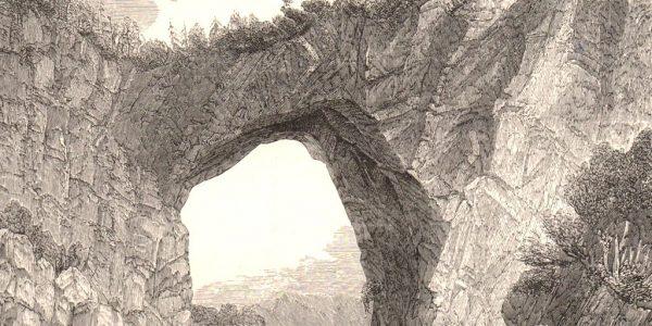 Natural Bridge, Virginia: America's First Tourist Destination