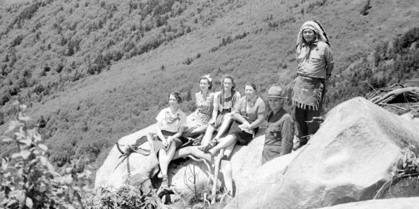White privilege in the national parks: remaking parks as inclusive spaces