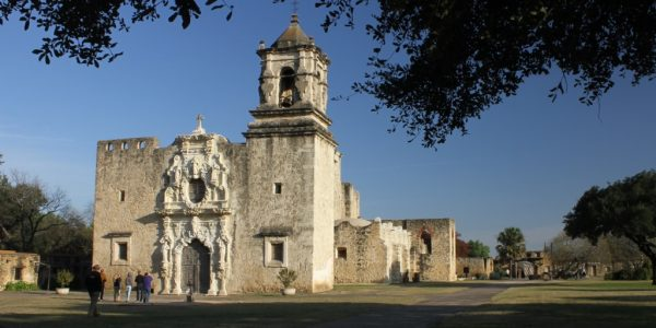 The Sacred and the Secular at San Antonio's Historic Missions