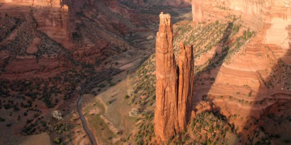 Lessons of Spider Rock in Canyon de Chelly