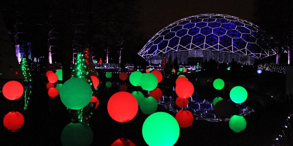 Garden Glow, Missouri Botanical Garden