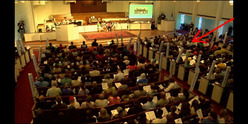 Memphis Interfaith Coalition for Action and Hope (MICAH) Issues Convention