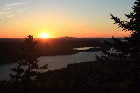 The Calvinist roots of appreciating Acadia's scenery