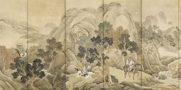The Narrow Road to Bashō: a short review of travel sketches