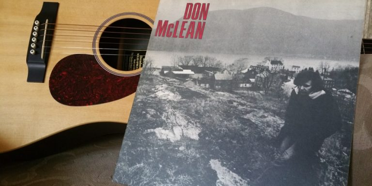 Finding Don McLean all along the roads we've traveled all our days