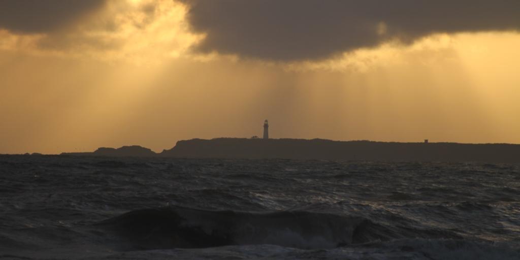 Destruction Island lighthouse, Washington