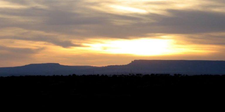 Mesa Wisdom of the Hopi People