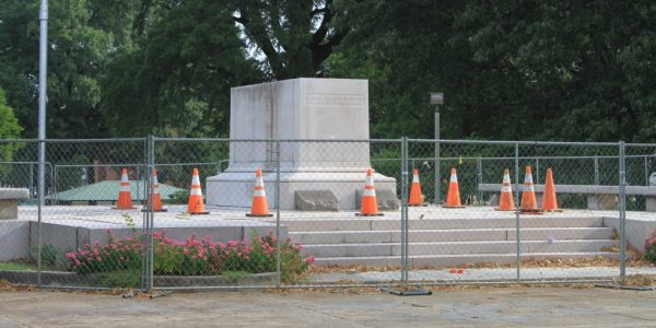 Thoughts on visiting the grave of Nathan Bedford Forrest