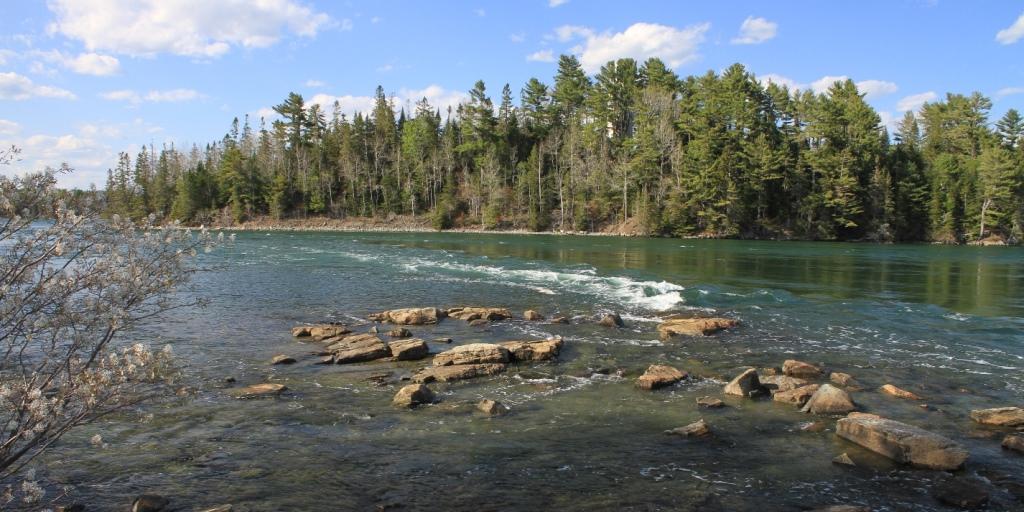 Tidal Falls, Maine