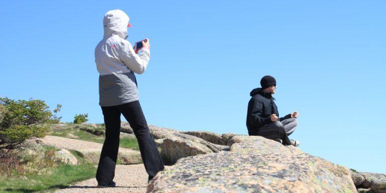 Colonizing tourists