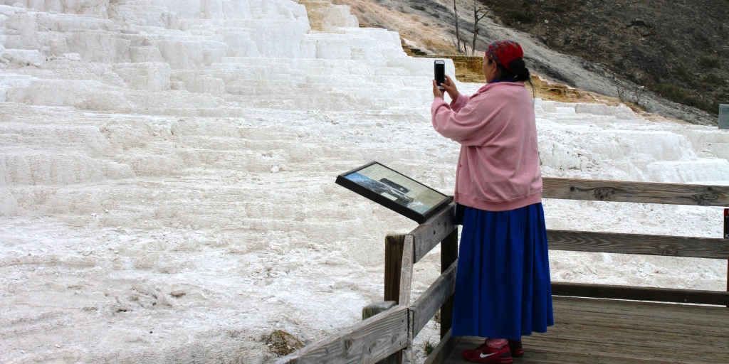 The tourist experience of Yellowstone National Park