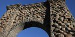 Roosevelt Arch detail