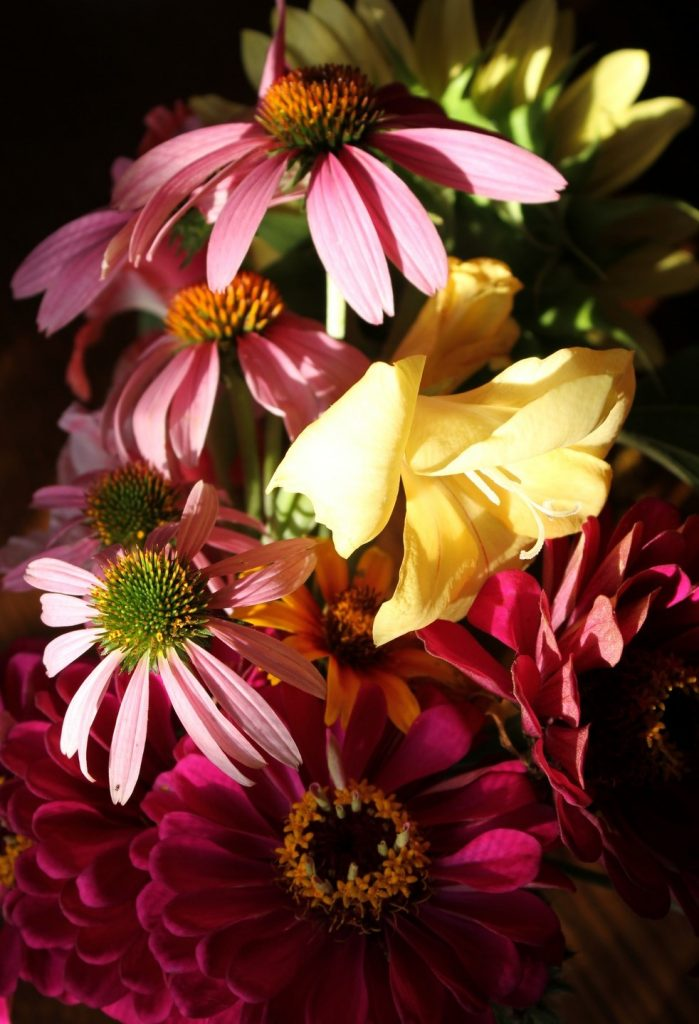 Garden bouquet 2014