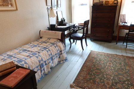 Langston Hughes Slept Here